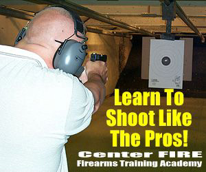 Centerfire Firearms Training Academy will help you shoot like a pro.